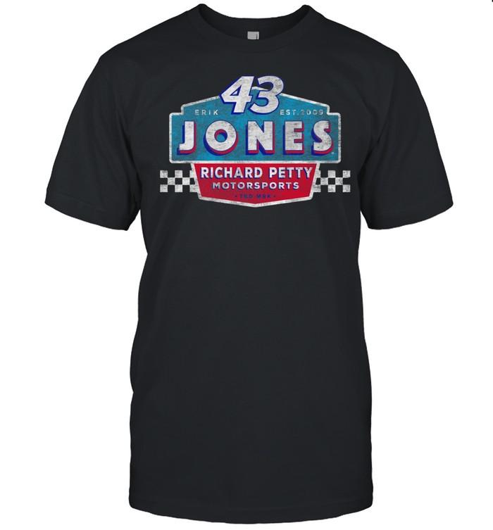 43 Erik Jones Richard Super shirt Classic Men's T-shirt