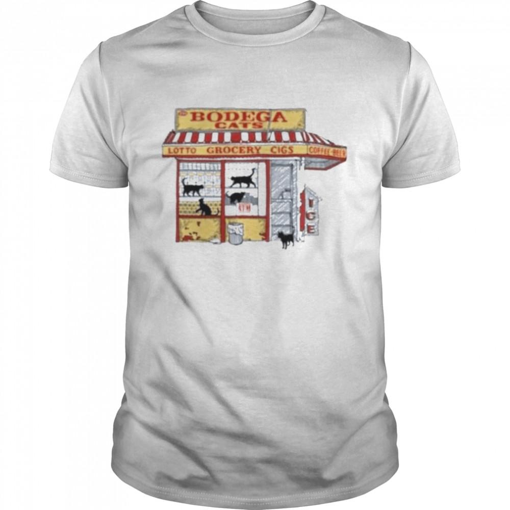 Bodega cats storefront shirt Classic Men's