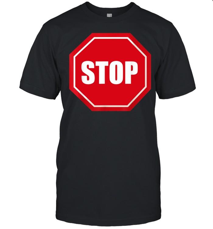 Stop Sign shirt Classic Men's