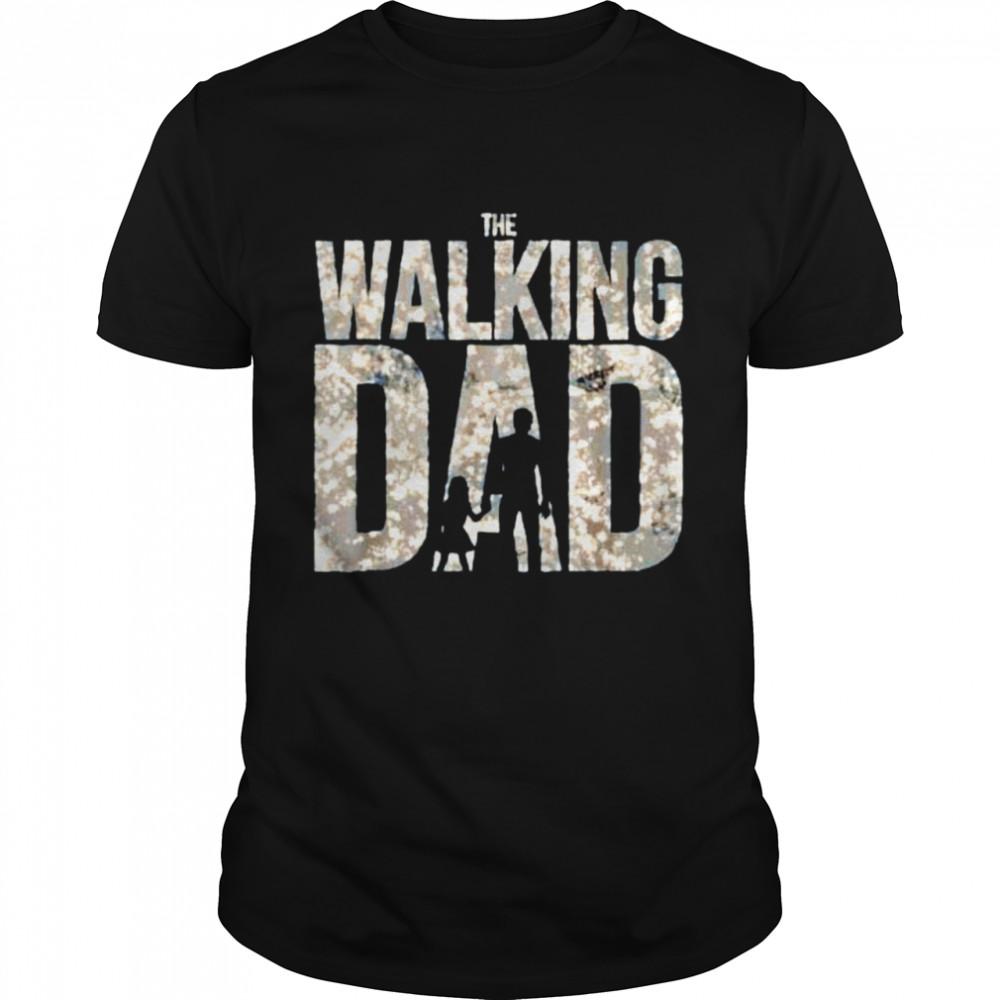 The Walking Dad shirt Classic Men's