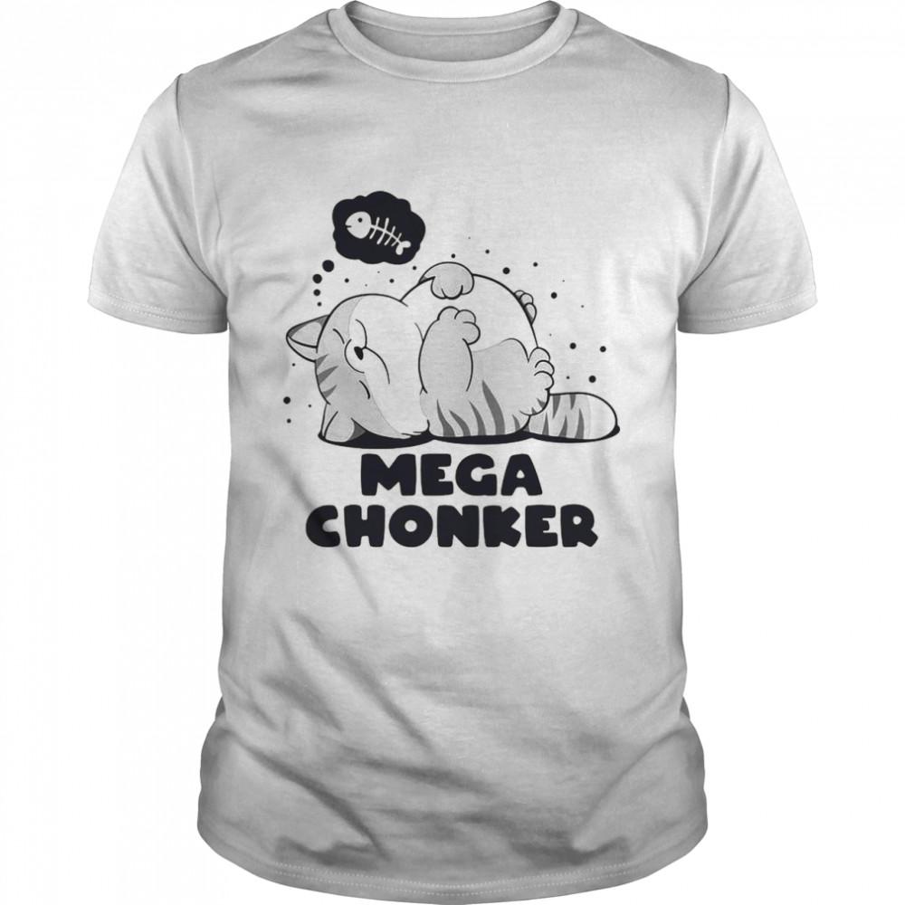 Cat Mega Chonker shirt Classic Men's