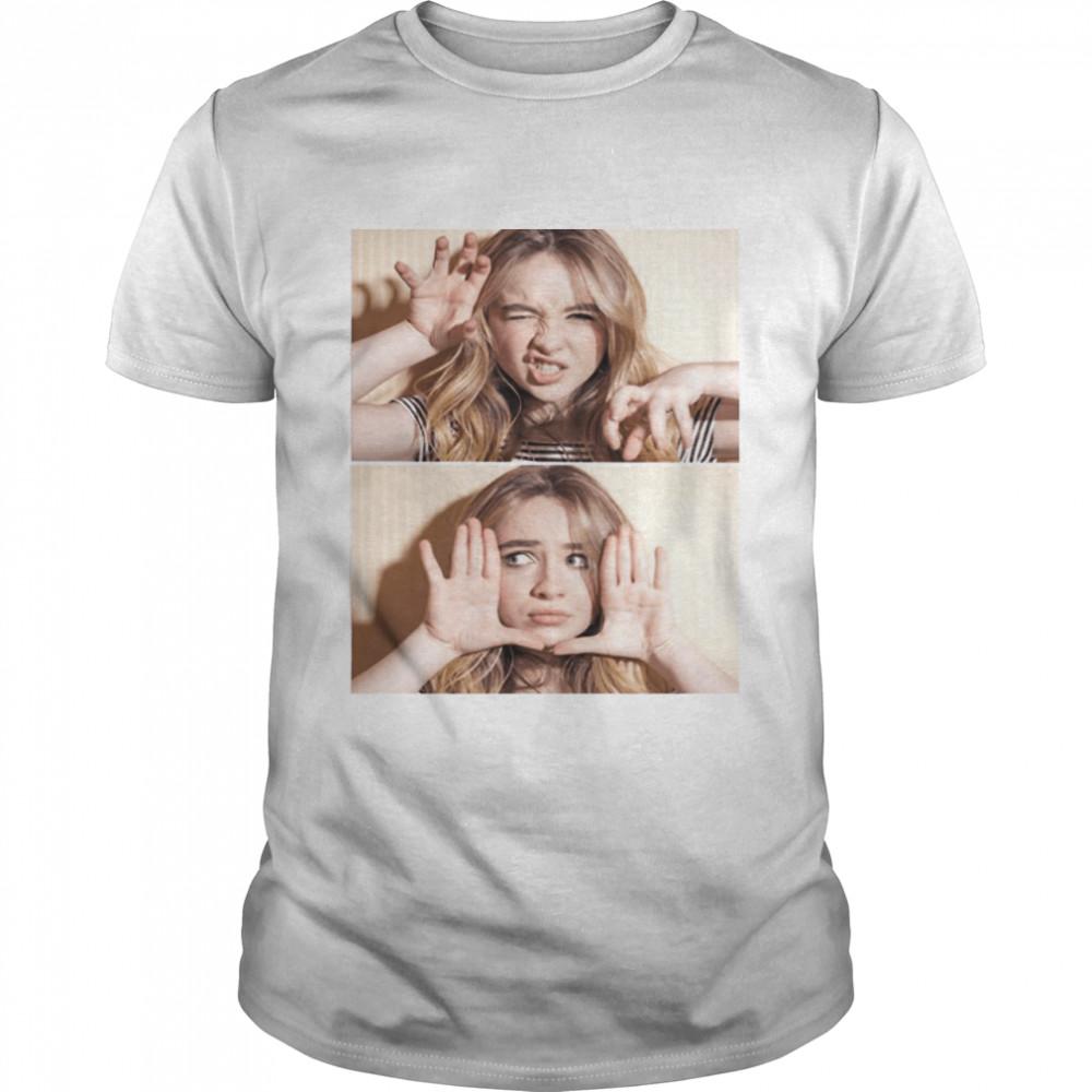 Sabrina Carpenter Merch shirt Classic Men's