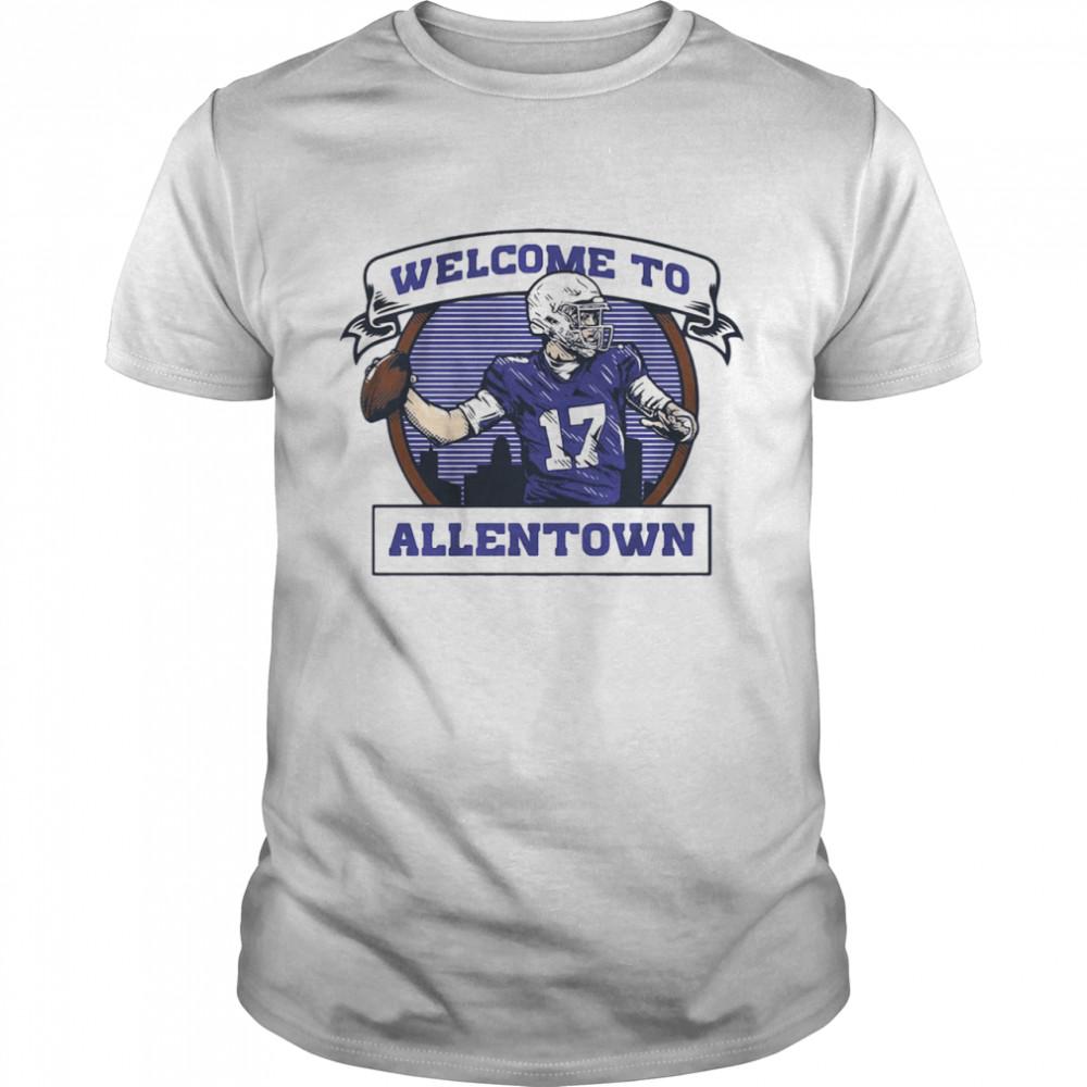 Welcome to Allentown shirt Classic Men's