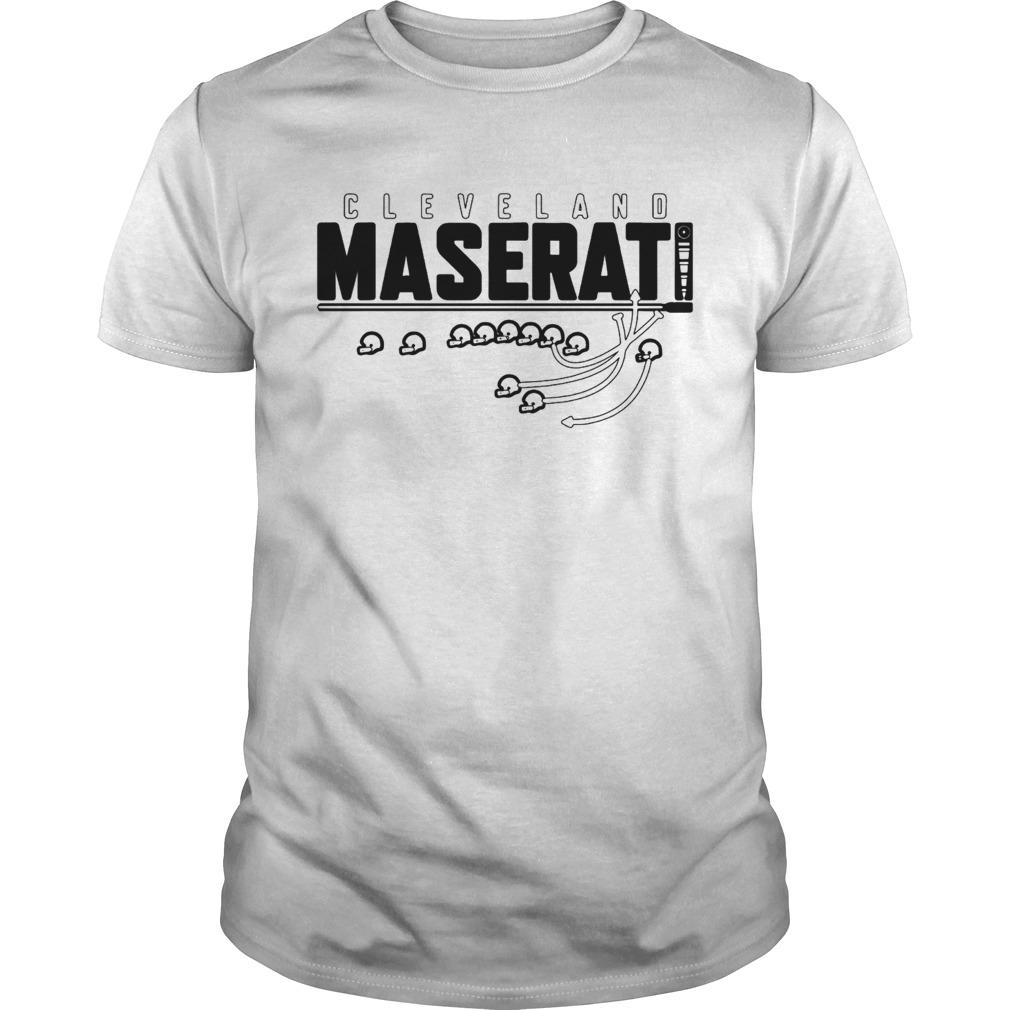Cleveland Maserati shirt Classic Men's