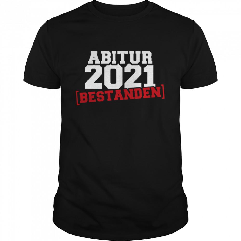 Abitur 2021 bestanden shirt Classic Men's