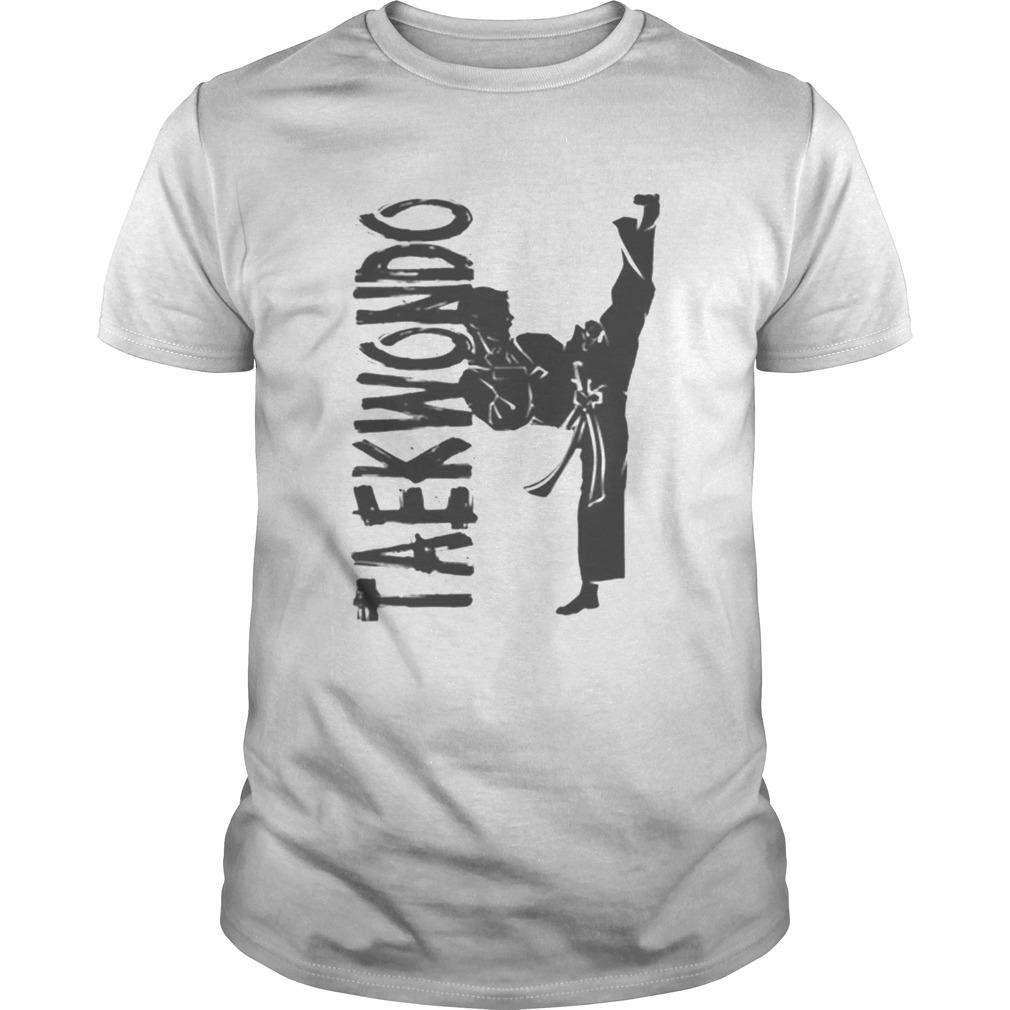 Taekwondo Kick shirt Classic Men's