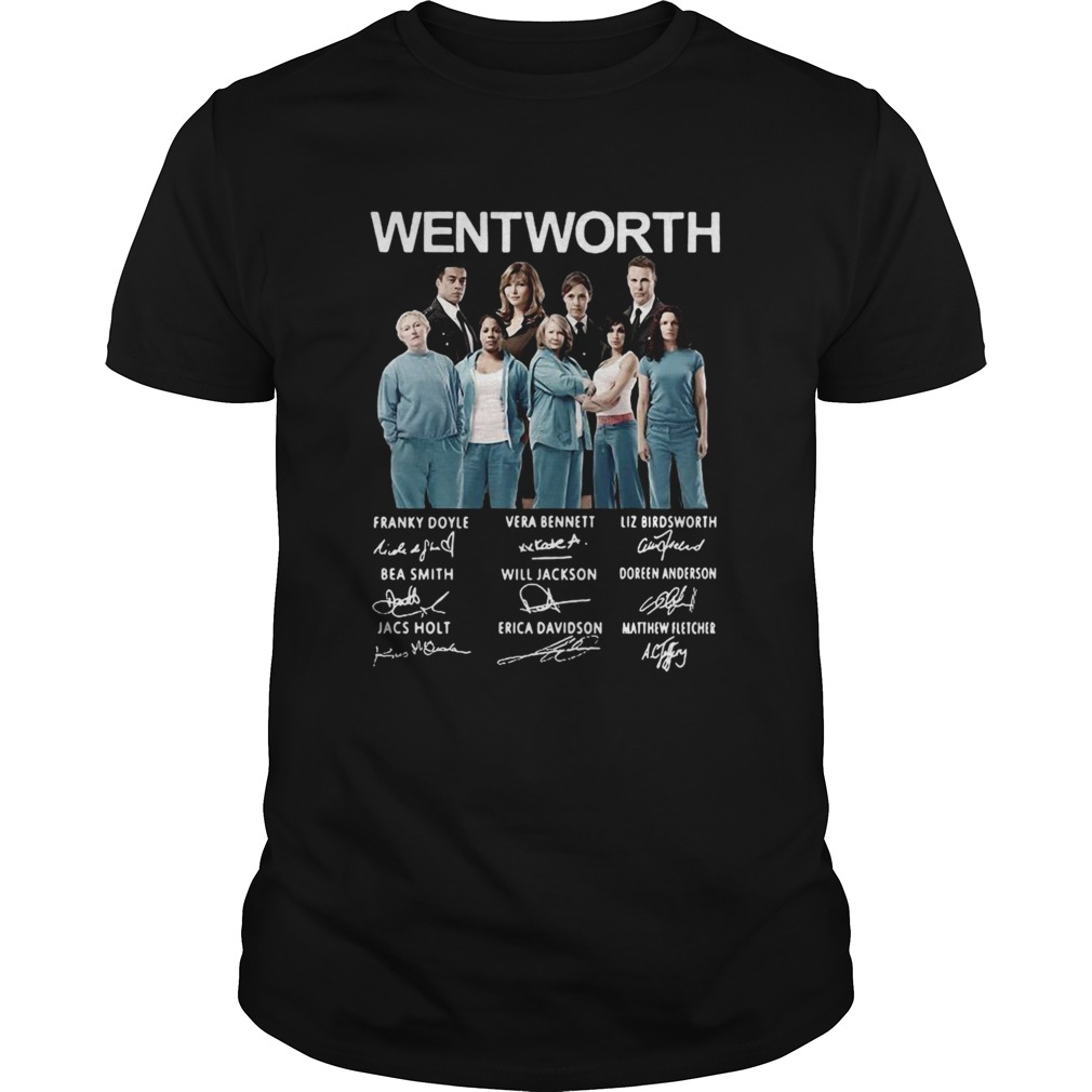 Wentworth Signatures shirt Classic Men's