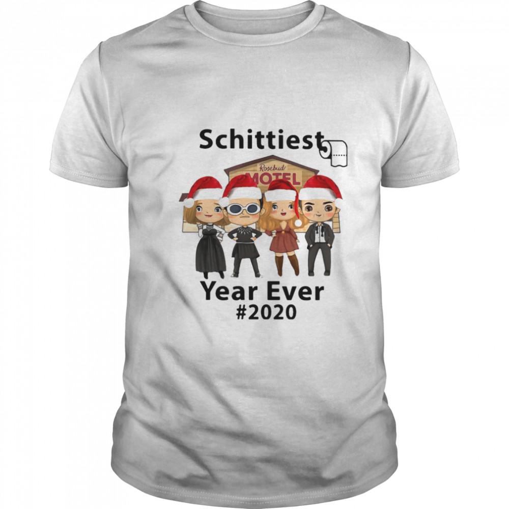 Schittiest year ever 2020 Christmas shirt Classic Men's