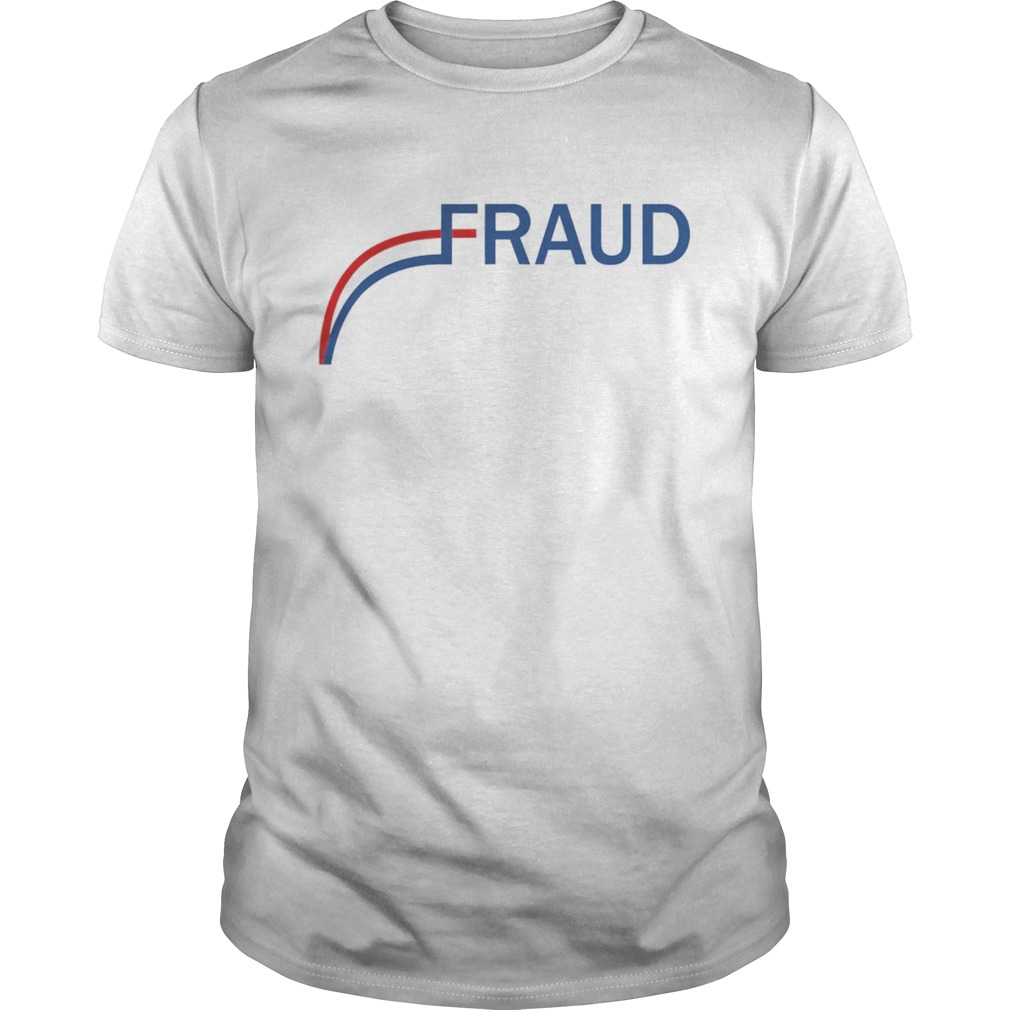 Election 2020 Fraud shirt Classic Men's