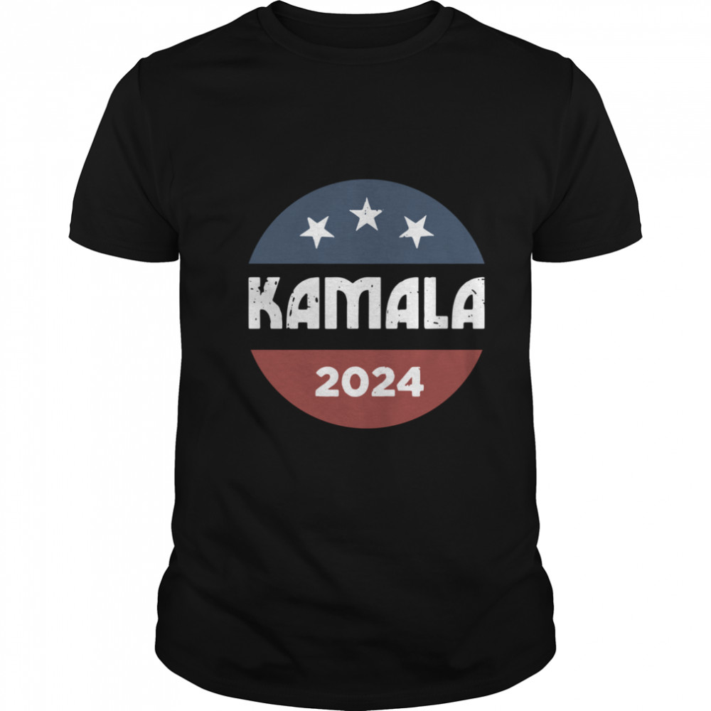 Kamala Harris 2024 For President shirt Classic Men's