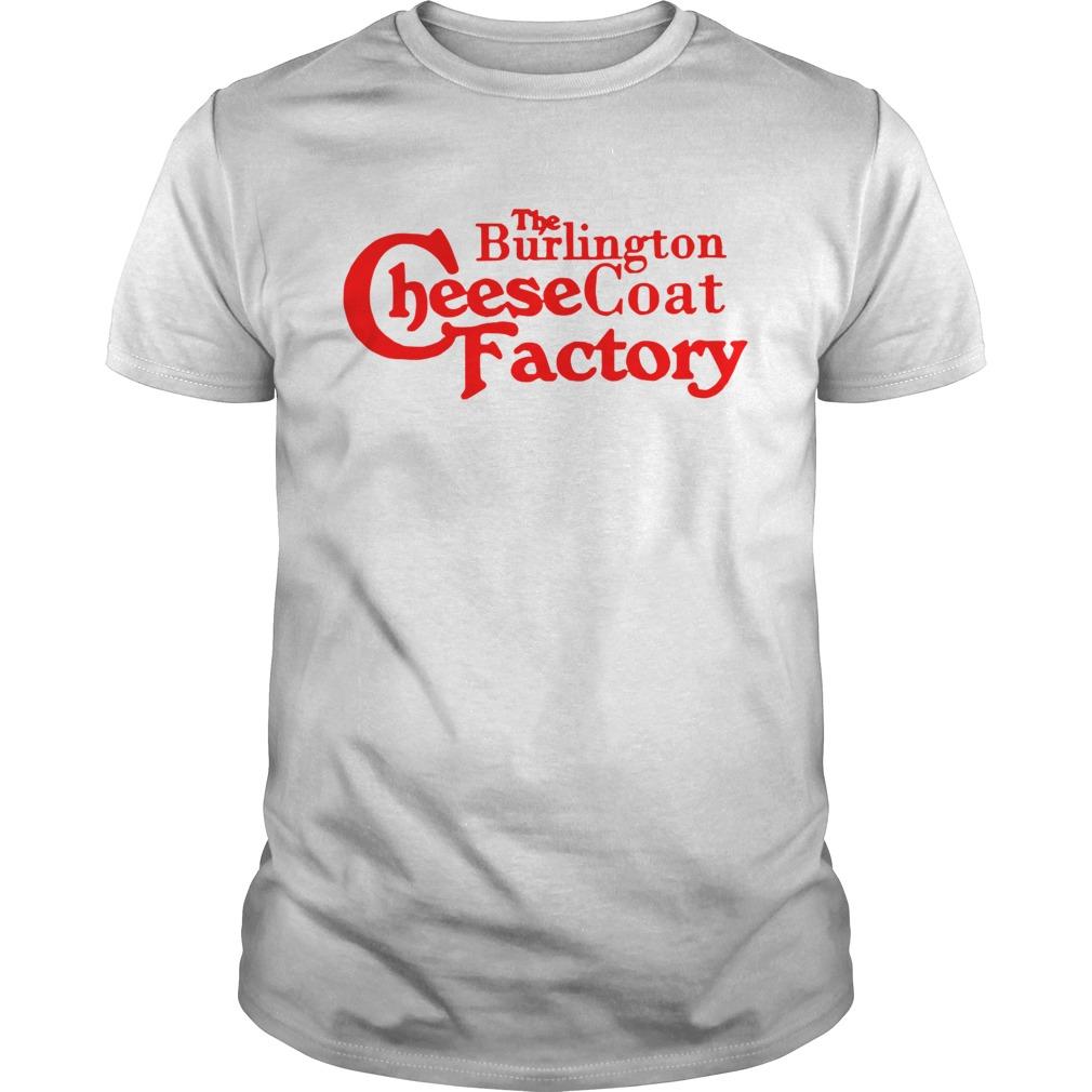 The Burlington Cheesecoat Factory shirt Classic Men's