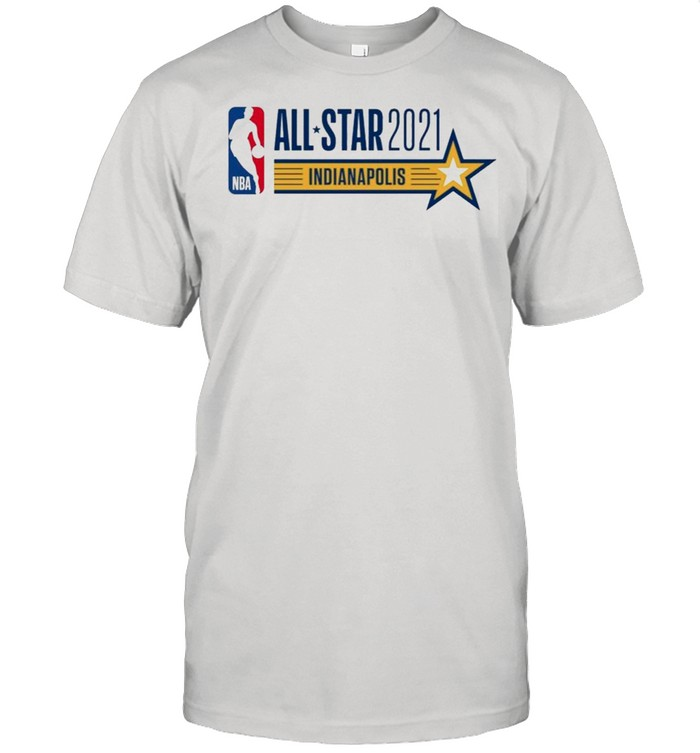 All Star Game Indianapolis 2021 Fan American Basketball shirt Classic Men's T-shirt