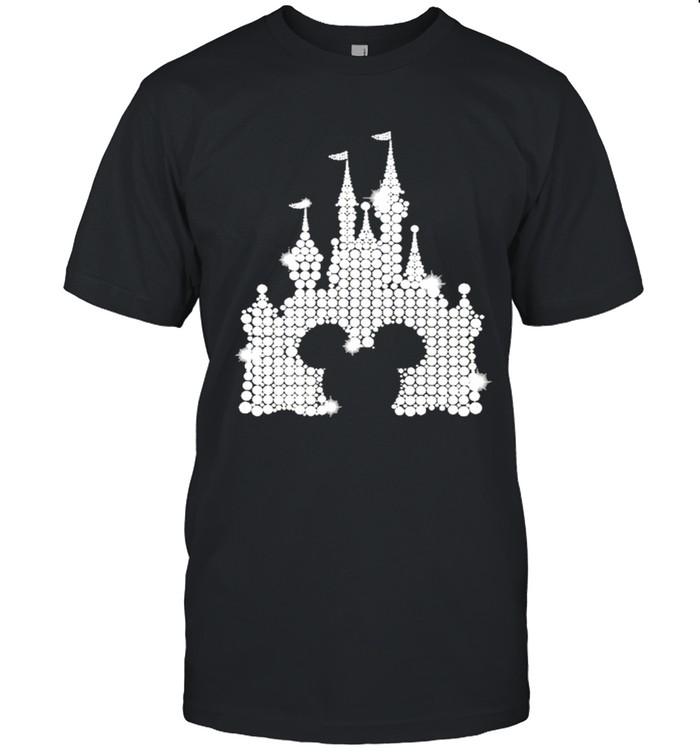 Mickey mouse Disney Diamond 2021 shirt Classic Men's T-shirt