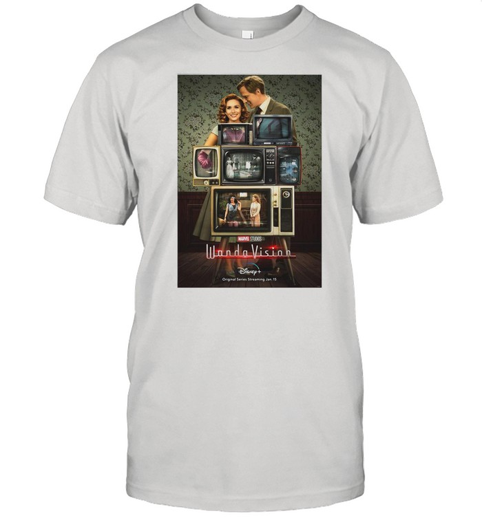 Marvel Wandavision Through The Years shirt Classic Men's T-shirt