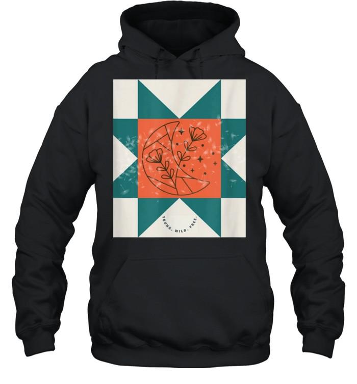 Freely Artistic shirt Unisex Hoodie
