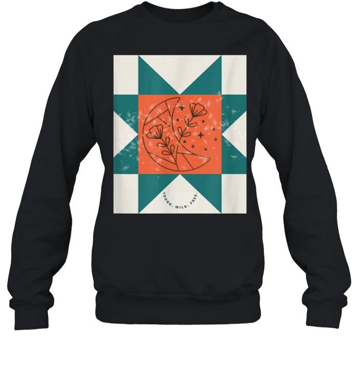 Freely Artistic shirt Unisex Sweatshirt