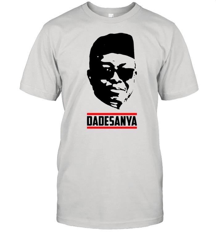 Adesanya Dadesanya shirt Classic Men's T-shirt