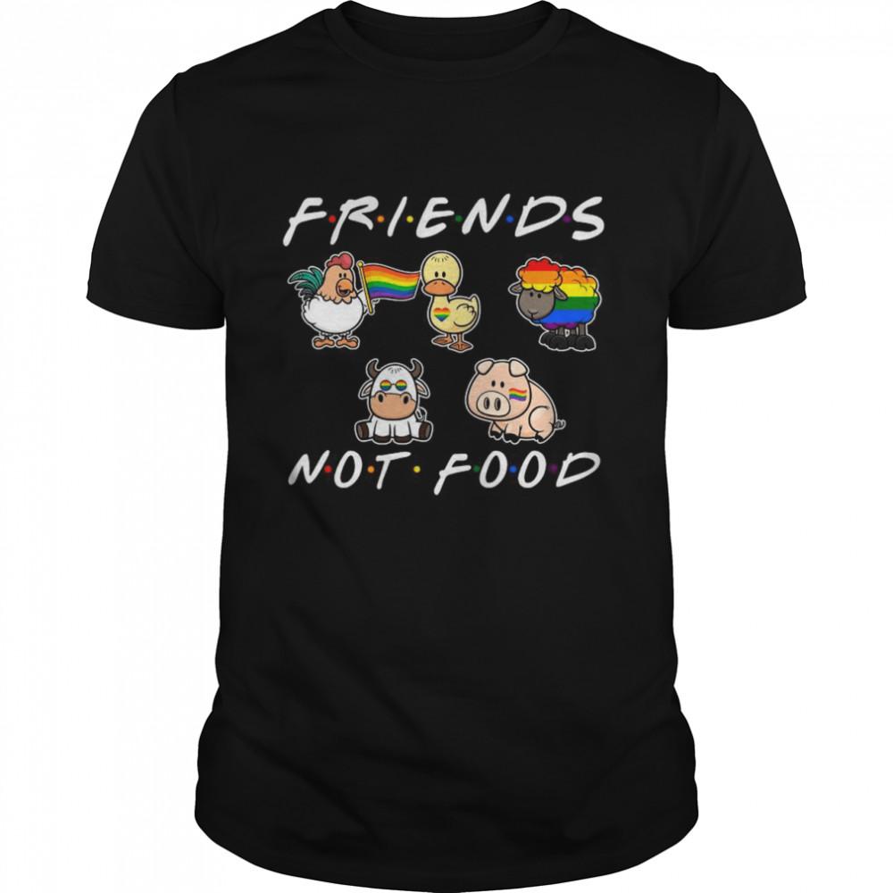 Art Not Food Animal Friends Tv Show shirt Classic Men's T-shirt