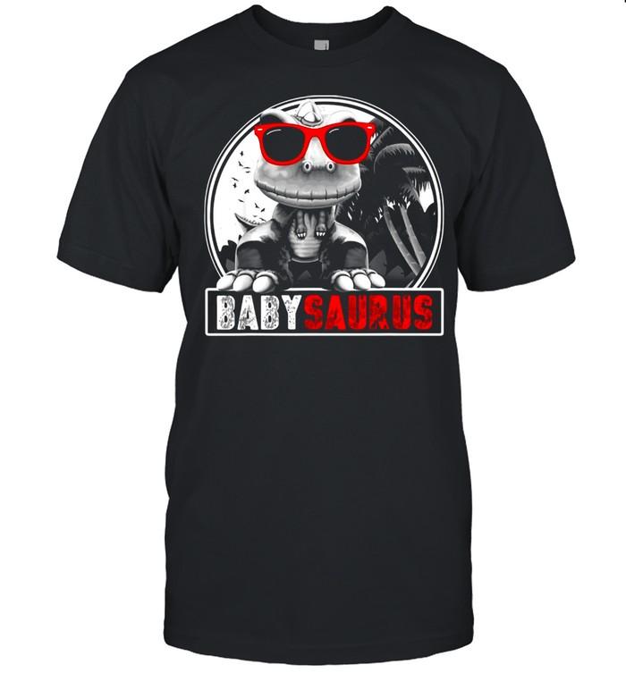 Dinosaur Babysaurus T-shirt Classic Men's T-shirt