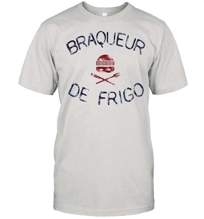 Braqueur De Frigo shirt Classic Men's T-shirt