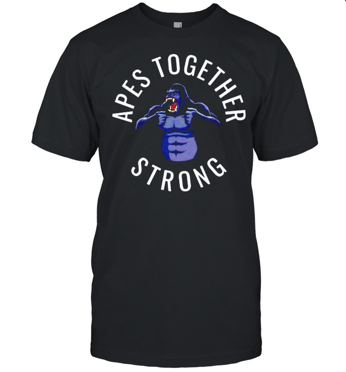 Apes together strong shirt Classic Men's T-shirt