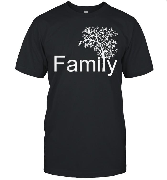 Family tree shirt Classic Men's T-shirt