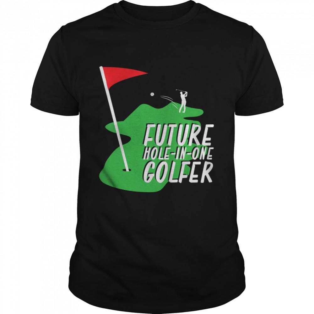 Golfer Golf shirt Classic Men's T-shirt