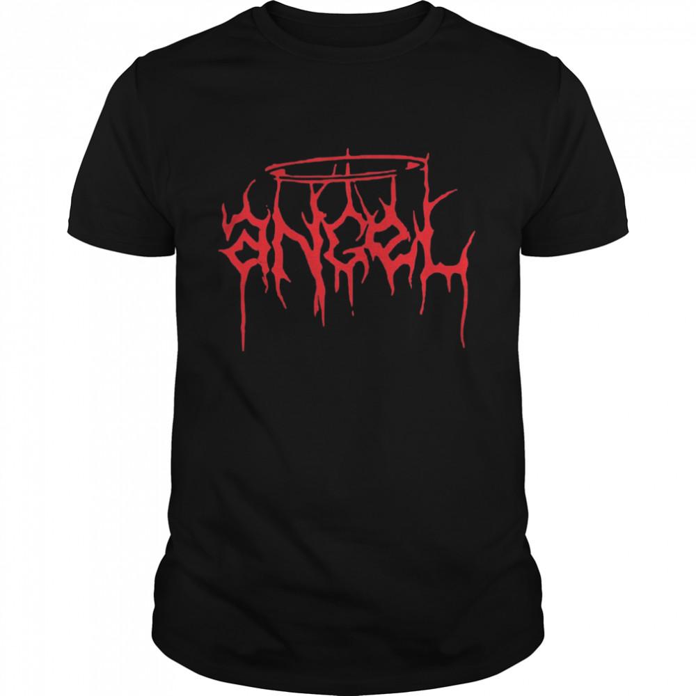Happy Aesthetic Goth T-shirt Classic Men's T-shirt