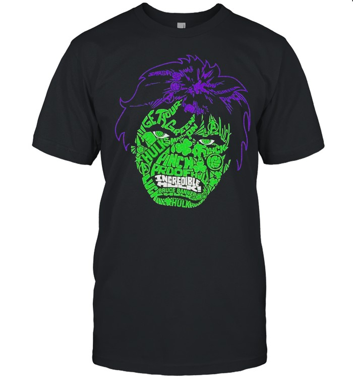 Incredible Hulk St. Patrick's Day shirt Classic Men's T-shirt