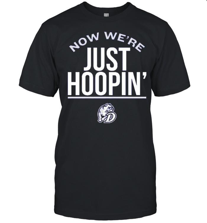Now we're just hoopin' shirt Classic Men's T-shirt