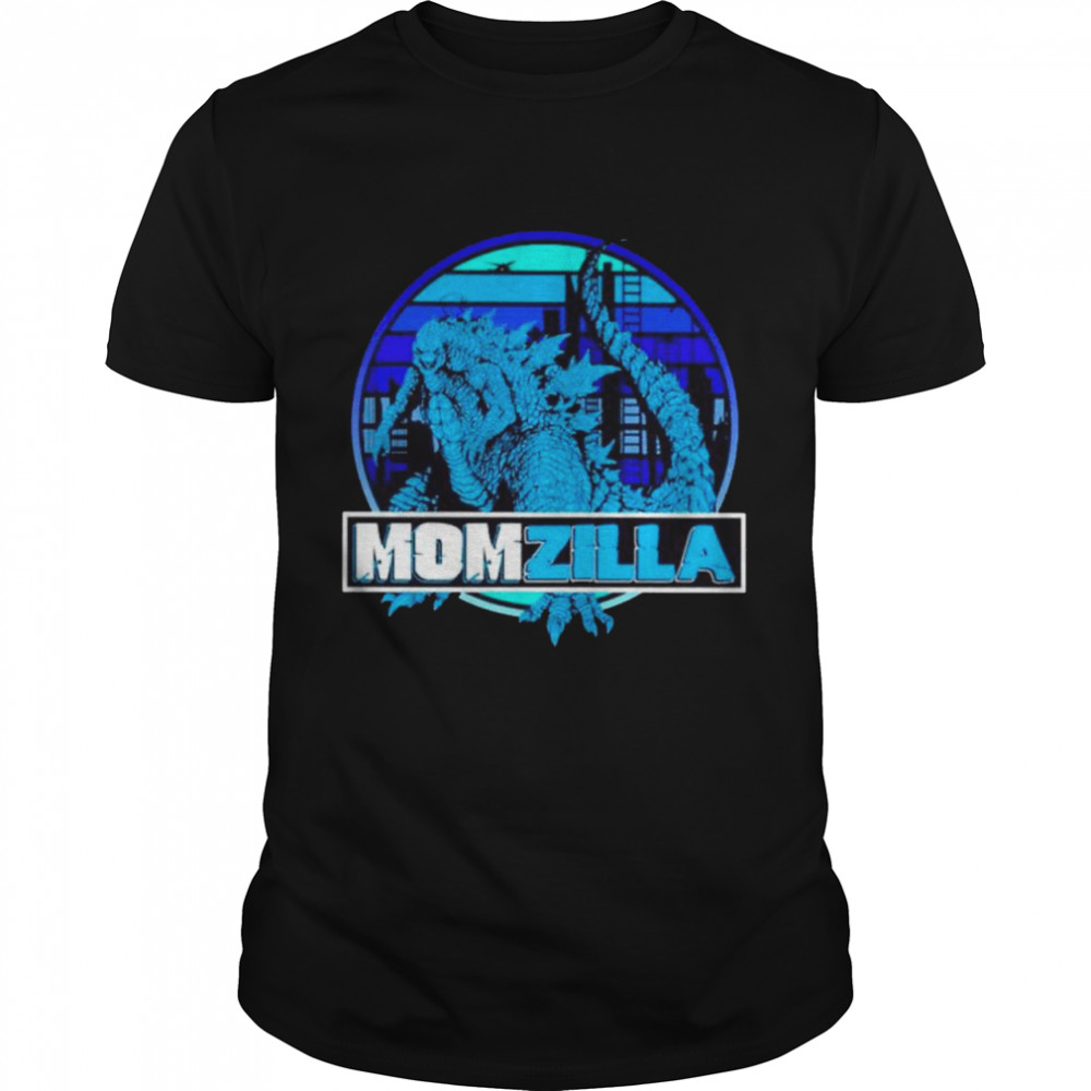Godzilla Mom Momzilla shirt Classic Men's T-shirt