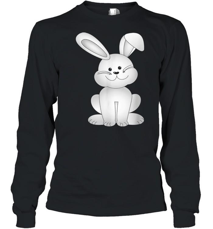 Lustiges Häschen shirt Long Sleeved T-shirt