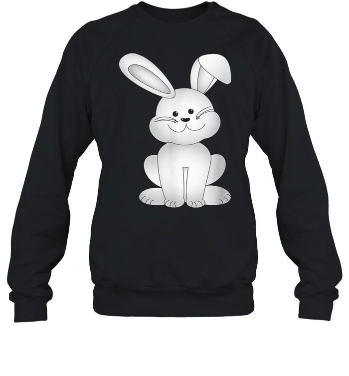 Lustiges Häschen shirt Unisex Sweatshirt