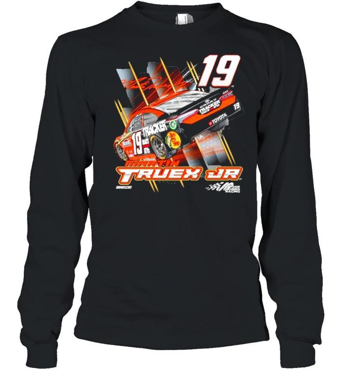 Martin Truex Jr Joe Gibbs Racing Team shirt Long Sleeved T-shirt