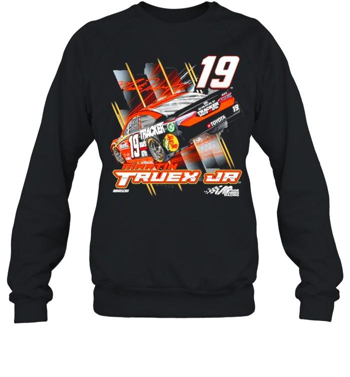 Martin Truex Jr Joe Gibbs Racing Team shirt Unisex Sweatshirt