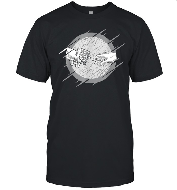 Michelangelo Pass the Gin Party Mallorca Drink  Classic Men's T-shirt
