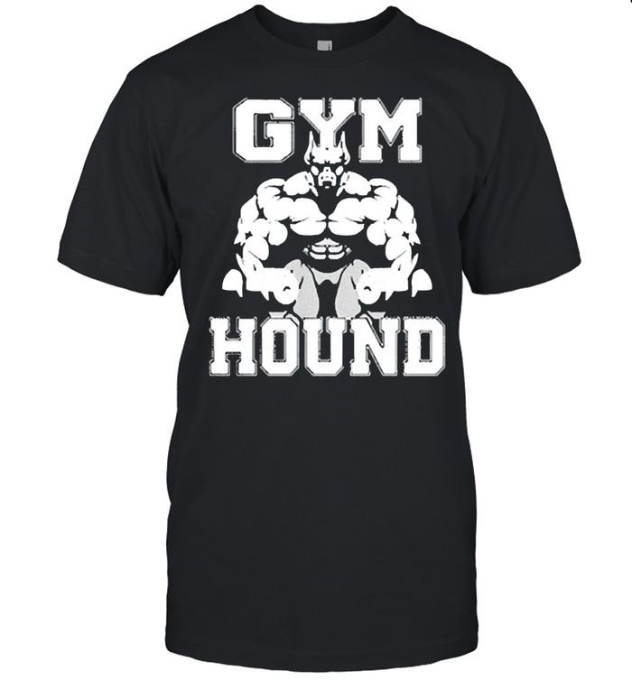 Strong ferocious bull gym hound signature shirt Classic Men's T-shirt