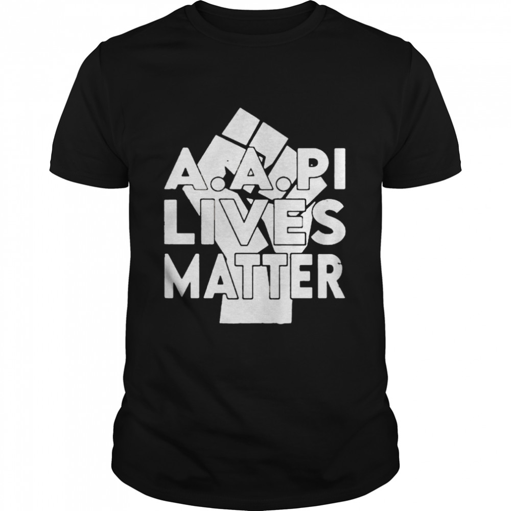 AAPI Lives Matter 2021 shirt Classic Men's T-shirt