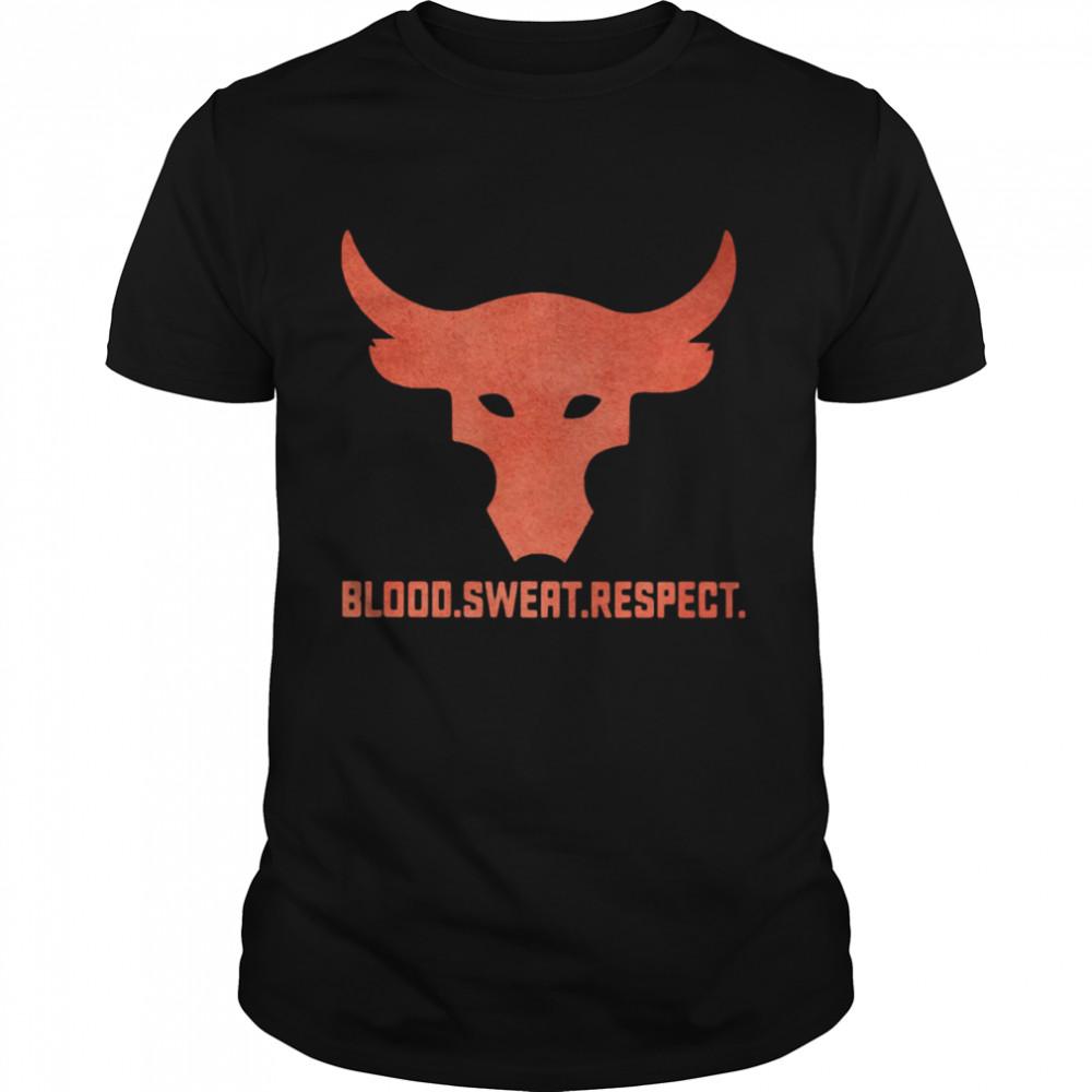 Blood Sweat Respect  Classic Men's T-shirt