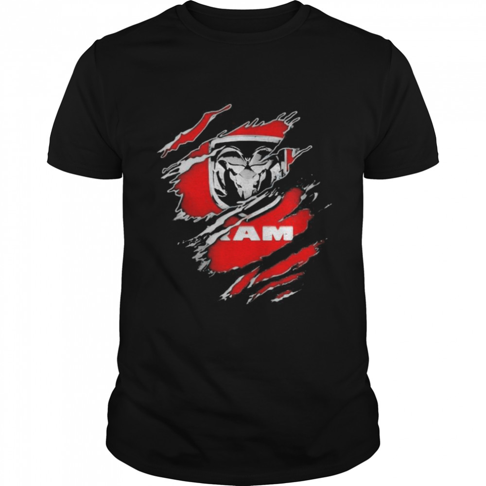 Logo Ram Trucks  Classic Men's T-shirt