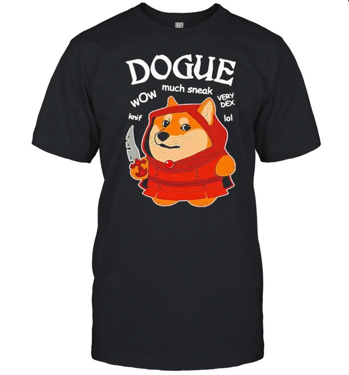 Dogue wow much sneak very dex lol 2021 shirt Classic Men's T-shirt