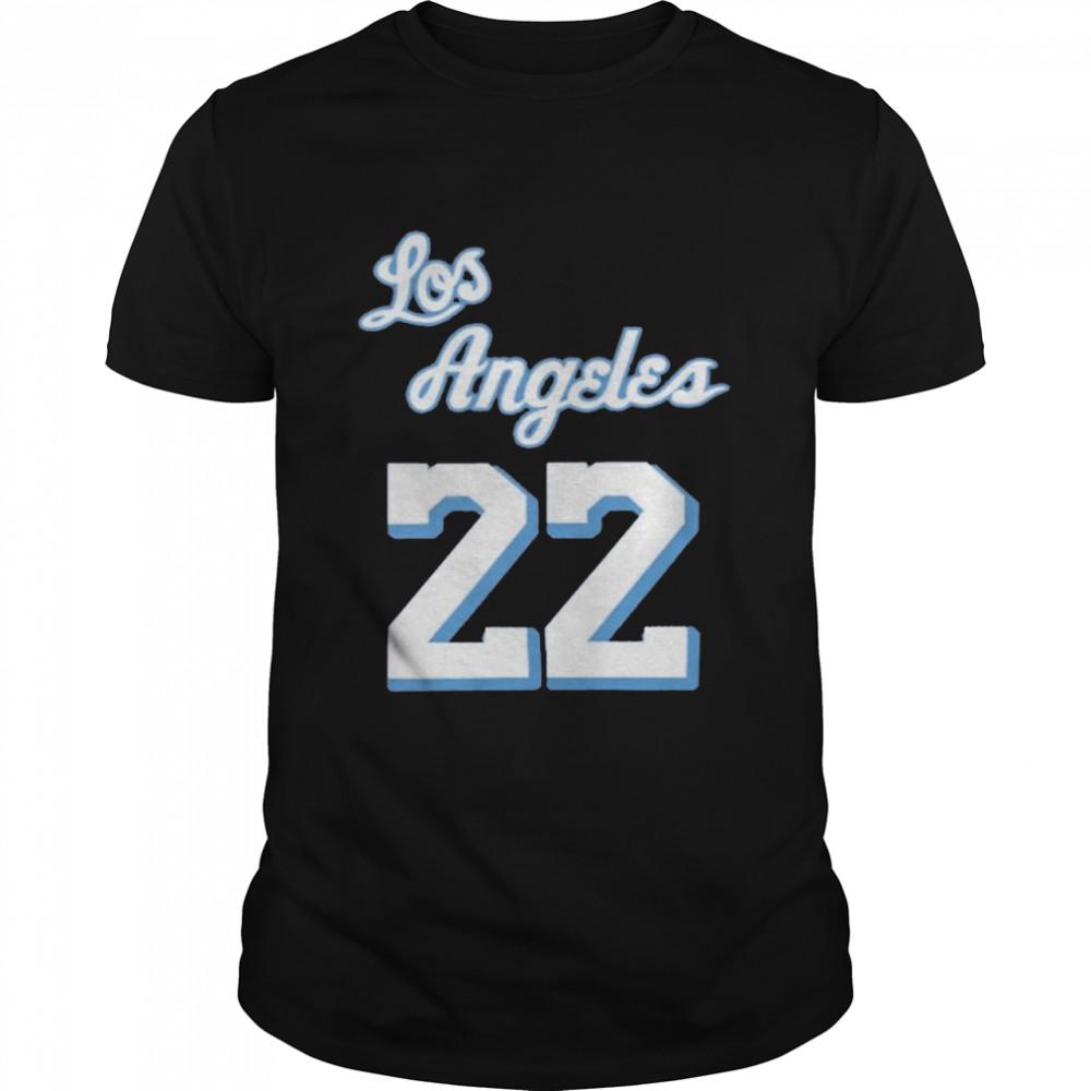 Los Angeles Lakers Elgin Baylor 22 shirt Classic Men's T-shirt