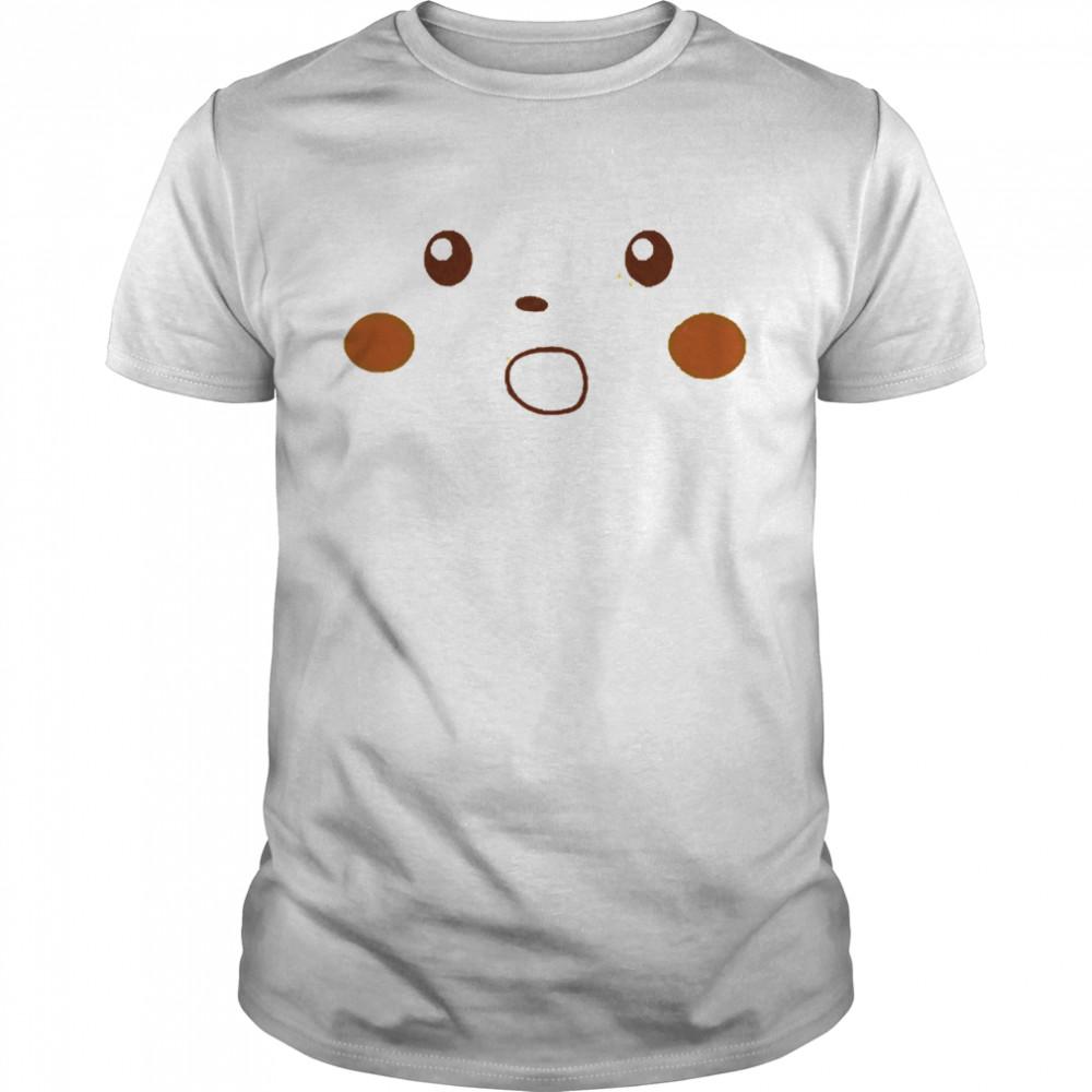 Surprised pikachu shirt Classic Men's T-shirt