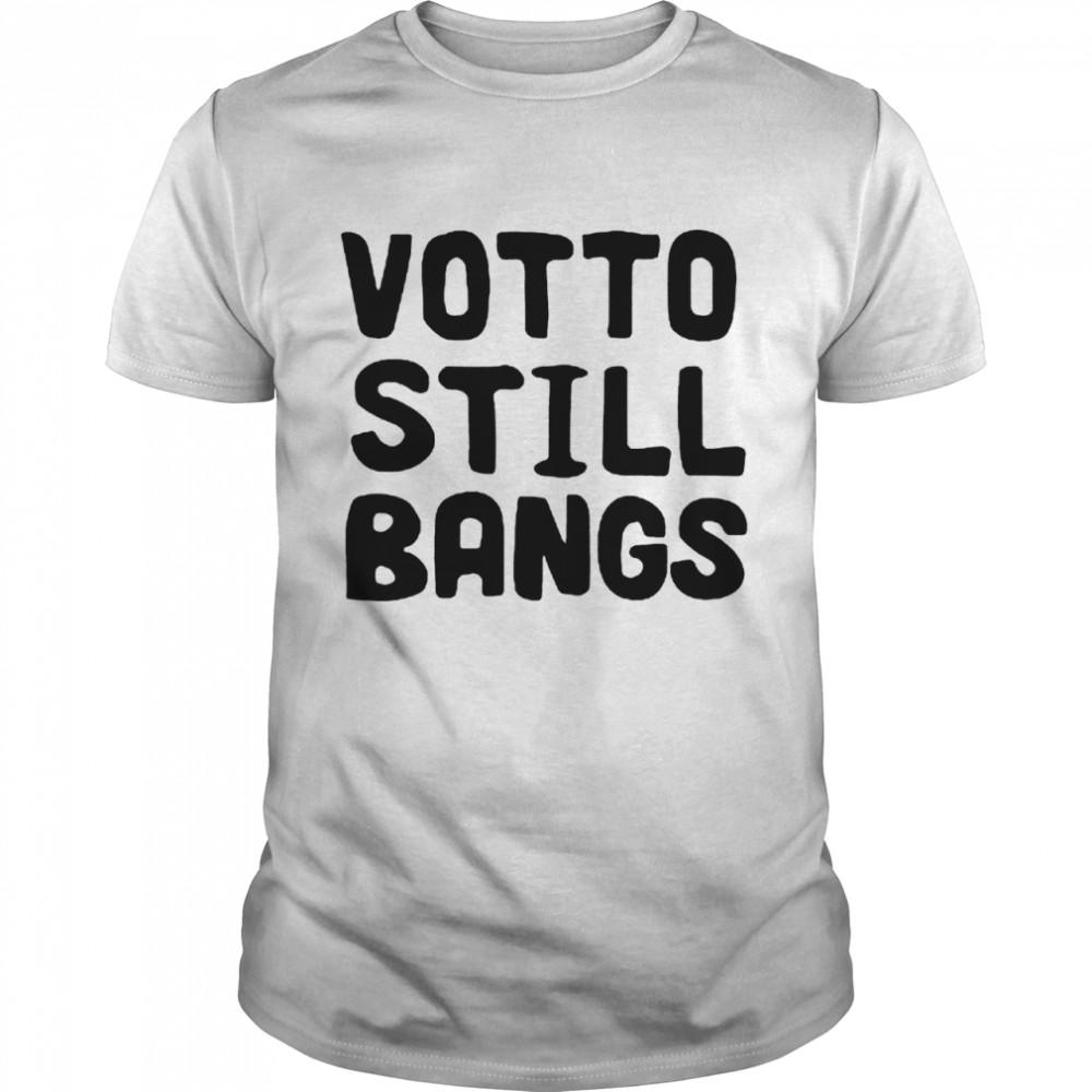 Votto still bangs shirt Classic Men's T-shirt