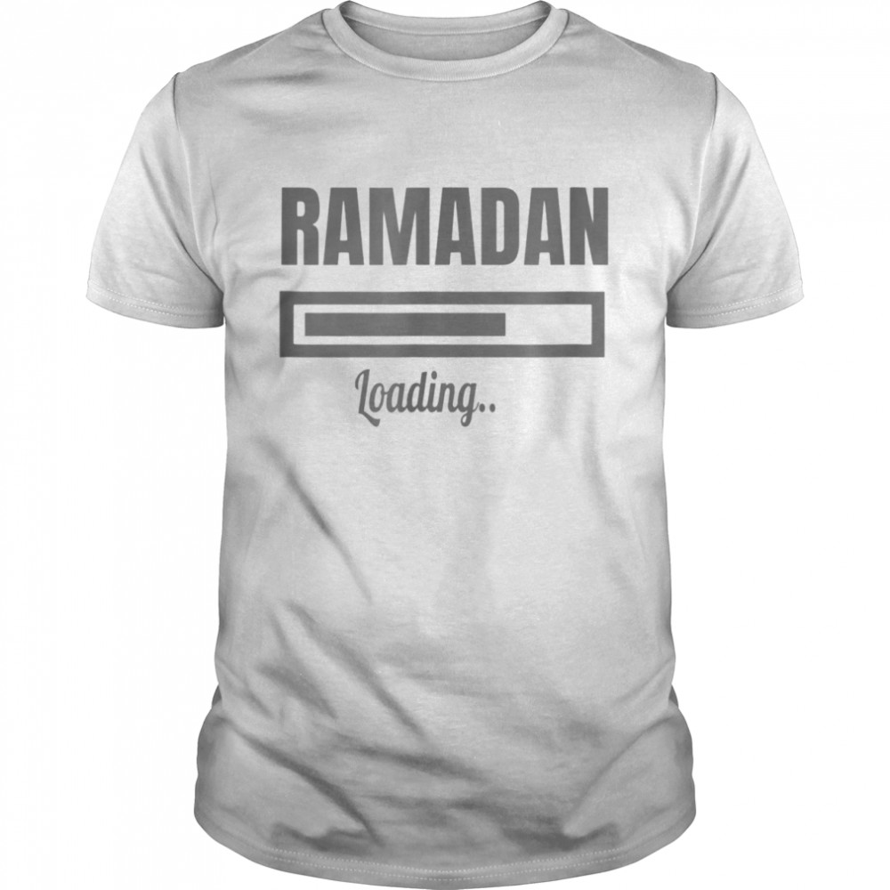RAMADAN and ramadan loading shirt Classic Men's T-shirt