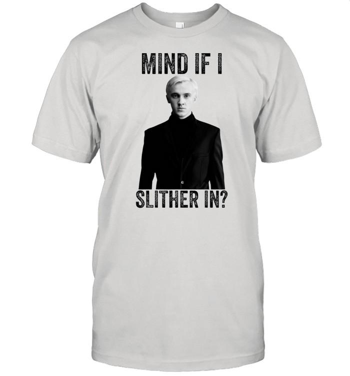 Tom Felton Mind If I Slither In shirt Classic Men's T-shirt