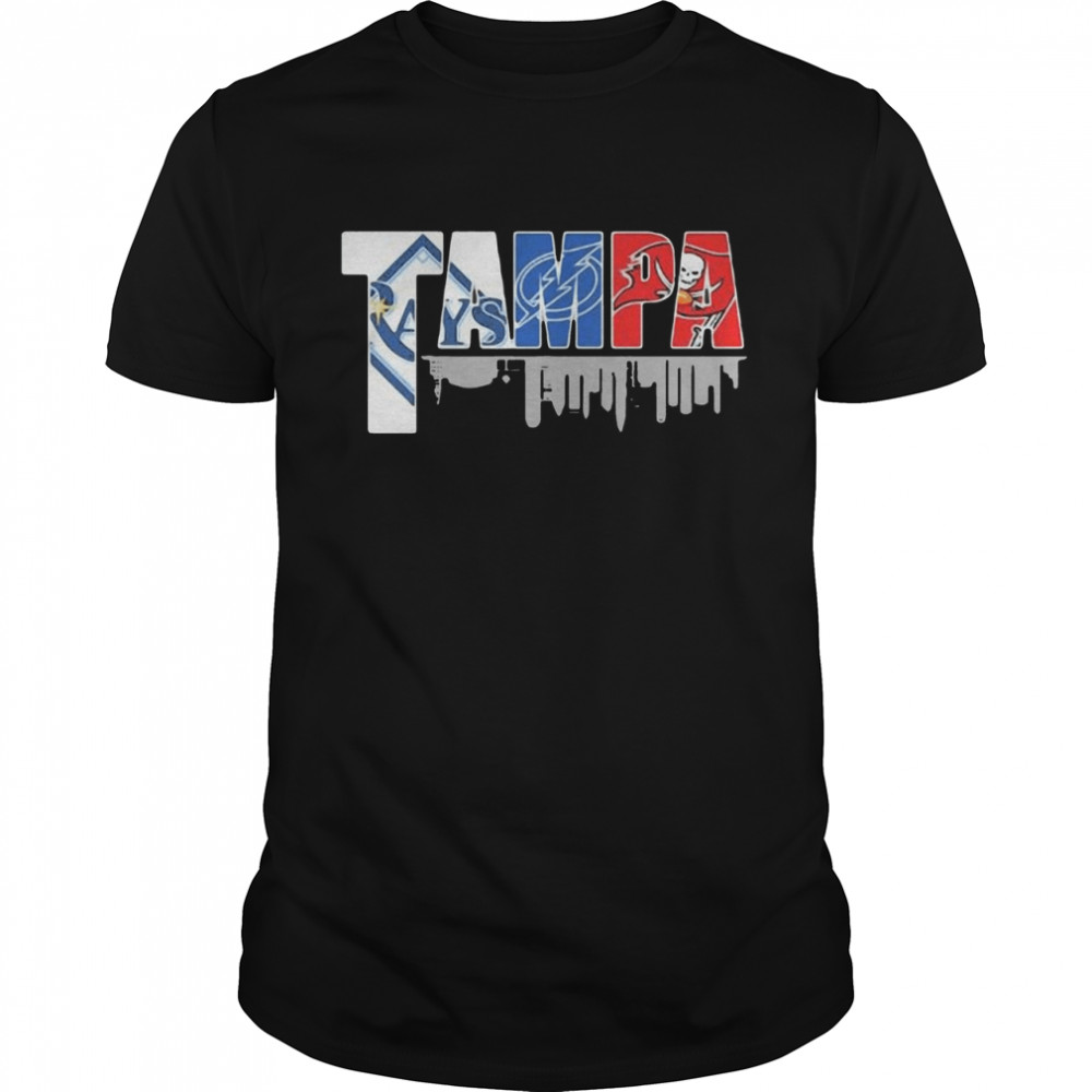 Tampa Bay City 2021 T-shirt Classic Men's T-shirt