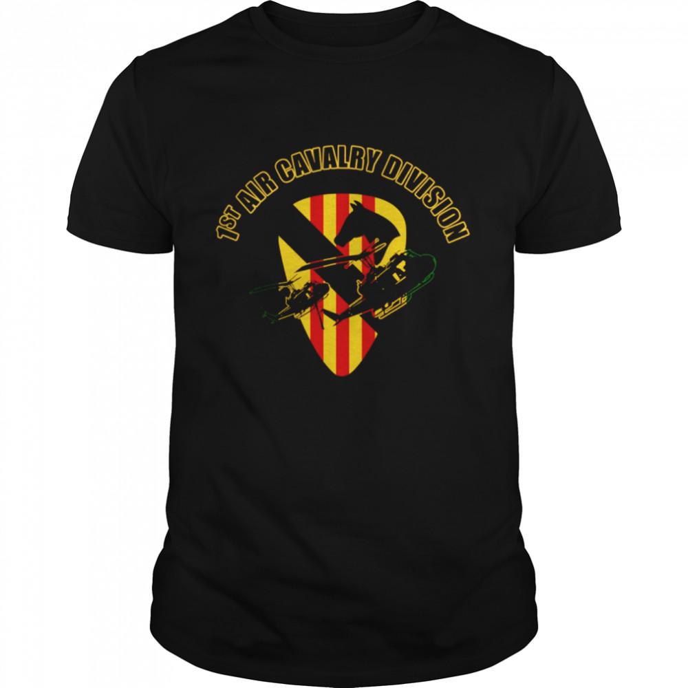 1st Air Cavalry Division shirt Classic Men's T-shirt