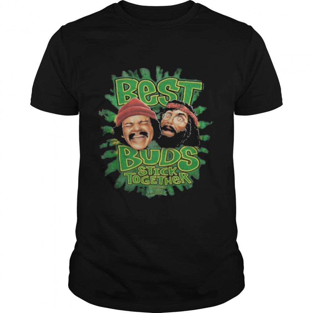 Best buds stick together shirt Classic Men's T-shirt
