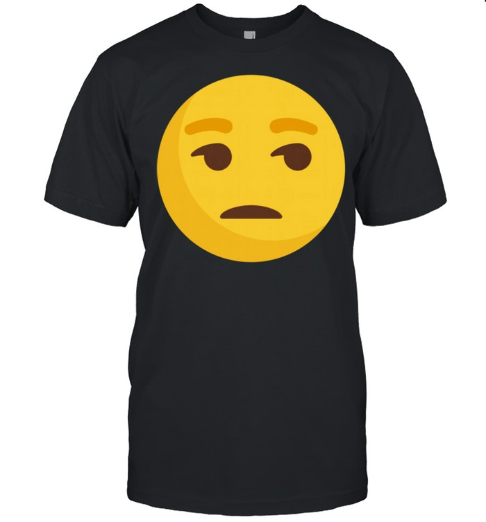 Stunned Emoji Fancy Dress Costume  Classic Men's T-shirt